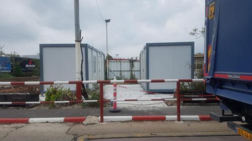 פרויקט מפעל יכין - משרדי משרדים